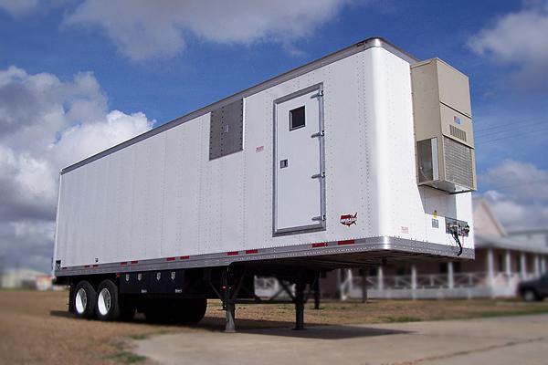 NASA Langley Mobile Lidar Lab Trailer