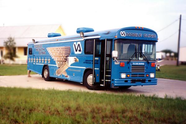 Mobile Health Clinic for Castle Point, New York VA Hospital