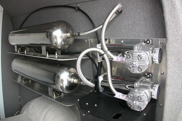 IBC ATM Van - Upgrade